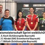 Kreiseinzelmeisterschaften Sprint Frauen und Männer