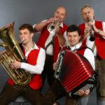 Ausschank beim Bayreuther Frühlingsfest am Ostermontag 2019