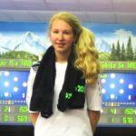 Saskia Gubitz fährt zu den U18 Kegel-Weltmeisterschaften