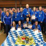 Bayreuther gewinnen mit Bayern-Auswahl den U18 DKBC Ländervergleich