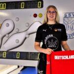 Saskia Gubitz nimmt zum zweiten Mal an Weltmeisterschaften der U18 teil